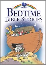 Me Too! Bedtime Bible Stories