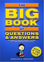 Cover of: Big Book of Questions and Answers