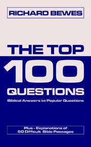 Cover of: The Top 100 Questions