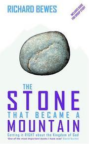 Cover of: The Stone That Became a Mountain