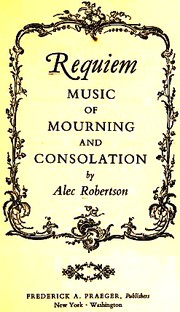 Cover of: Requiem: music of mourning and consolation