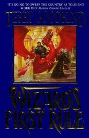 Cover of: Wizards First Rule (The Sword of Truth)