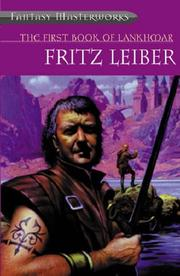 Cover of: The First Book of Lankhmar | Fritz Leiber
