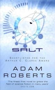 Cover of: Salt | Adam Roberts