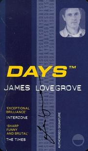 Cover of: Days