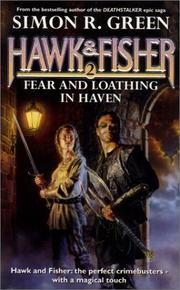Cover of: Fear and Loathing in Haven (Hawk and Fisher)