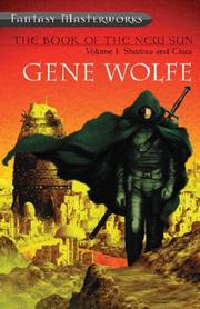 Cover of: The Book of the New Sun | Gene Wolfe