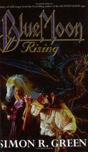 Cover of: Blue Moon Rising
