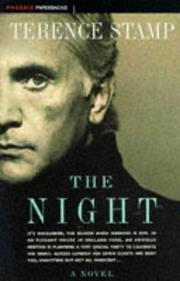 Cover of: night | Terence Stamp
