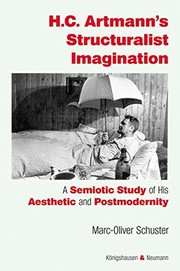 Cover of: H. C. Artmann's Structuralist Imagination