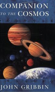 Cover of: Companion to the Cosmos