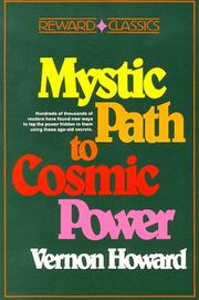 Cover of: The Mystic Path to Cosmic Power (Reward Classics)