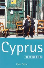 Cover of: Cyprus | Marc Dubin