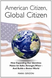 Cover of: American Citizen, Global Citizen