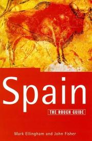 Cover of: The Rough Guide to Spain (8th Edition) | Mark Ellingham