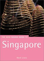 Cover of: The Rough Guide to Singapore