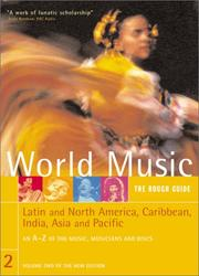 Cover of: Rough Guide to World Music Volume Two | Simon Broughton, Mark Ellingham