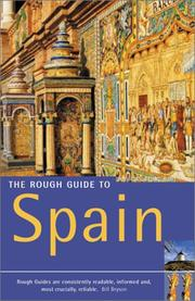 Cover of: The Rough Guide to Spain (10th Edition) | Mark Ellingham, John Fisher
