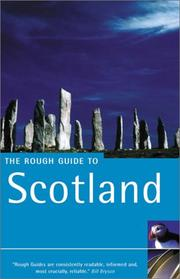 Cover of: The Rough Guide to Scotland (5th Edition) | Rob Humphreys
