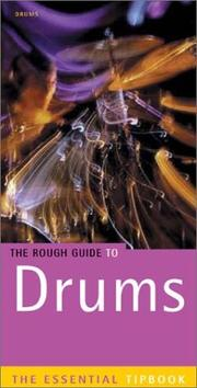 Cover of: Rough Drums 1 | Hugo Pinksterboer