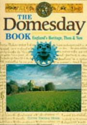 Cover of: The Domesday Book