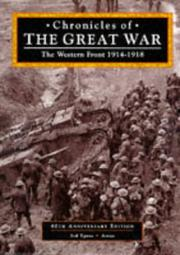 Cover of: Chronicles of the Great War