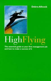 Cover of: High Flying