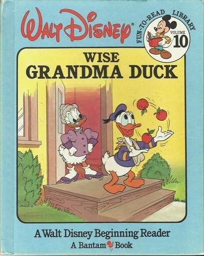 Wise Grandmother Duck by Disney Studios
