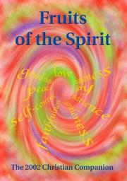 Cover of: Fruits of the Spirit
