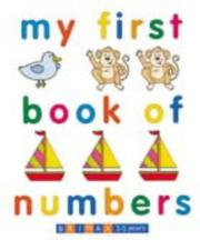 Cover of: My First Book of Numbers | Neil Burden