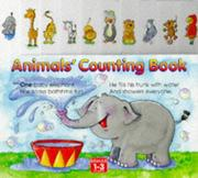 Cover of: Animals' Counting Book (Toddlers' Counting Books)