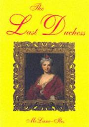 Cover of: The Last Duchess