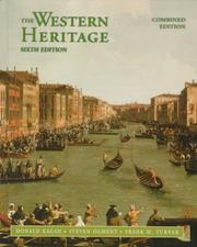 Cover of: Western Heritage, The, Combined