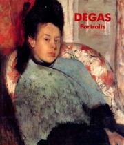 Cover of: Degas Portraits