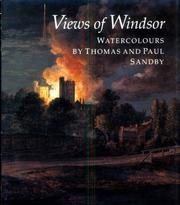 Cover of: Views of Windsor | Roberts, Jane