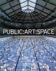 Cover of: Public--art--space |