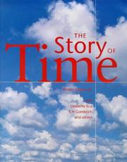 Cover of: Story of Time | Kristen Lippincott, Umberto Eco, E. H. Gombrich, National Maritime Museum (Great Britain)