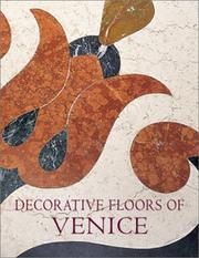 Cover of: Decorative Floors of Venice