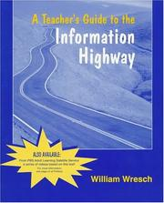Cover of: Teacher's Guide to the Information Highway, A