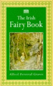 Cover of: Irish Fairy Book (Various)