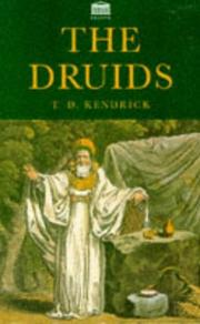 The Druids by T. D. Kendrick