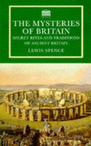 Cover of: The Mysteries of Britain