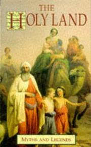 Cover of: Holyland Myths and Legends