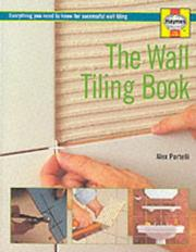 Cover of: Wall Tiling Book (Decorate Your Home)