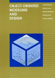 Object-Oriented Modeling and Design: United States Edition