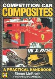 Cover of: Competition Car Composites | Simon McBeath