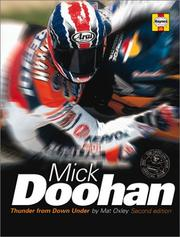 Cover of: Mick Doohan | Mat Oxley