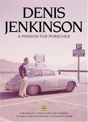 Cover of: passion for Porsches | Denis Jenkinson