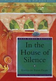 Cover of: In the House of Silence |