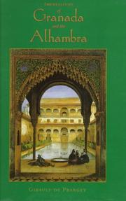 Cover of: Impressions of Granada and the Alhambra